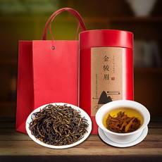農夫鄉情 金駿眉茶葉2018新茶125g罐裝 武夷山小種紅茶
