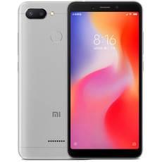 小米 紅米6 3GB+32GB 鉑銀灰 全網通4G手機