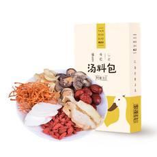 姚朵朵 蛹虫草枸杞山药汤料包85g*3盒